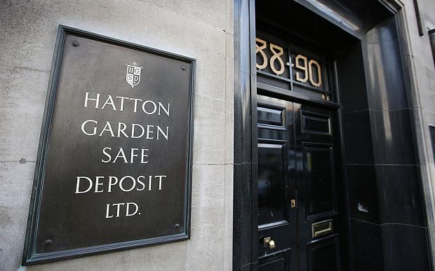 Hatton-Garden-Safe