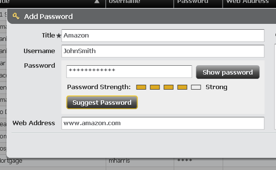 password manager image